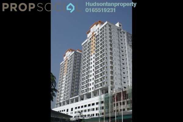 For Rent Condominium at Park 51 Residency, Petaling Jaya Leasehold Fully Furnished 2R/2B 2.15k