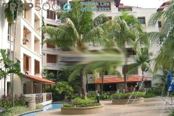 For Sale Condominium at Bellisa Court, Pulau Tikus Freehold Fully Furnished 3R/2B 1.18m