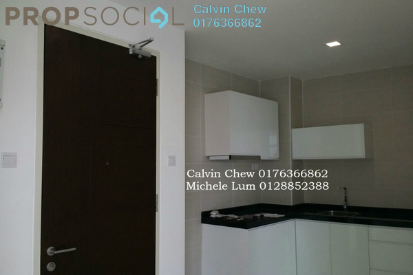 For Rent SoHo/Studio at Central Residence, Sungai Besi Freehold Semi Furnished 2R/1B 1.3k