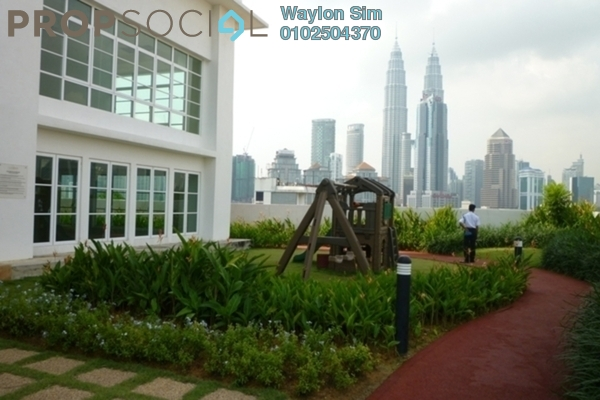 For Rent Condominium at The Orion, KLCC Freehold Fully Furnished 4R/3B 3.5k
