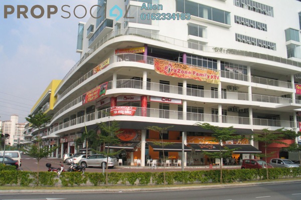For Rent Shop at Platinum Mondrian PV128, Setapak Leasehold Unfurnished 0R/0B 2.3k