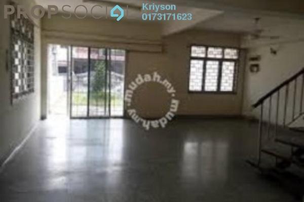 For Rent Terrace at OUG Parklane, Old Klang Road Freehold Unfurnished 4R/2B 1.55k