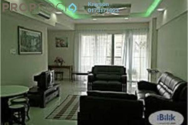 For Rent Condominium at Villa Wangsamas, Wangsa Maju Freehold Fully Furnished 4R/3B 2.4k