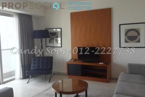 For Rent Condominium at myHabitat, KLCC Freehold Fully Furnished 2R/1B 4.6k
