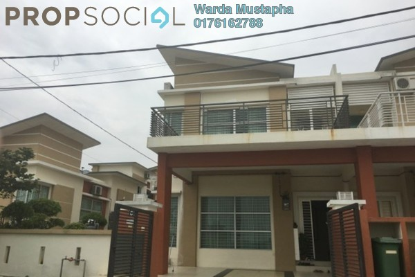 For Sale Semi-Detached at Tiara Heights, Bandar Baru Salak Tinggi Freehold Semi Furnished 5R/5B 860k