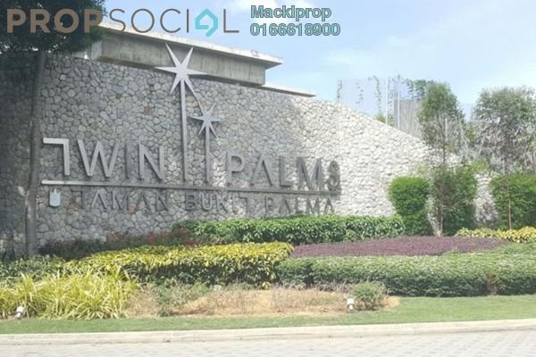 For Sale Semi-Detached at Twin Palms, Kemensah Freehold Semi Furnished 5R/5B 1.8m