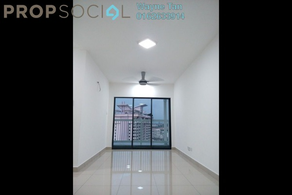 For Sale Condominium at Alam Sanjung, Shah Alam Freehold Unfurnished 3R/2B 410k