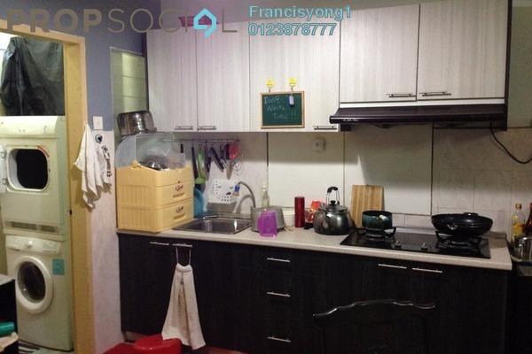 For Sale Condominium at Oakleaf Park, Bukit Antarabangsa Freehold Semi Furnished 4R/2B 290k