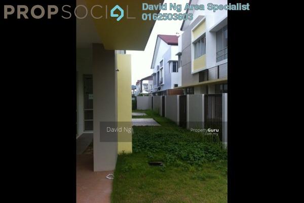 For Rent Semi-Detached at Setia Damai, Setia Alam Freehold Unfurnished 4R/5B 3k