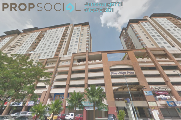 For Sale Condominium at Plaza Metro Prima, Kepong Leasehold Unfurnished 3R/2B 369k