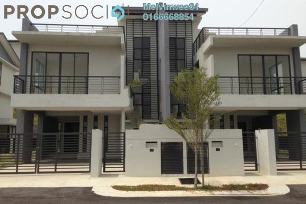 For Rent Semi-Detached at Bandar Country Homes, Rawang Freehold Unfurnished 5R/6B 1.45k