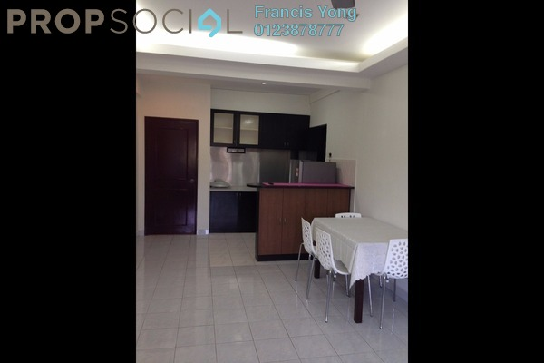 For Rent Condominium at Oakleaf Park, Bukit Antarabangsa Freehold Fully Furnished 3R/2B 1.5k