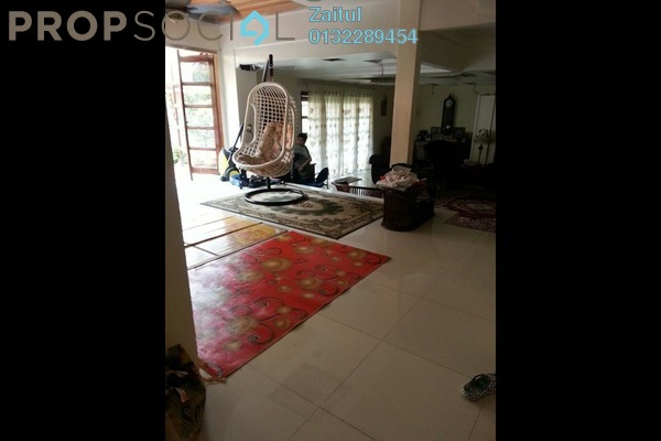 For Sale Terrace at Taman Desa Seputeh, Seputeh Freehold Semi Furnished 4R/3B 1.6m