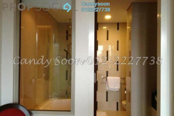 For Rent Condominium at Marc Service Residence, KLCC Freehold Fully Furnished 1R/1B 4k