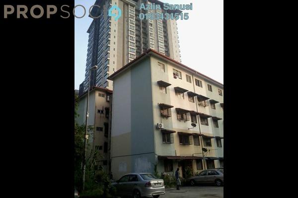 For Sale Apartment at Putri Laksamana, Batu Caves Leasehold Semi Furnished 3R/1B 110k