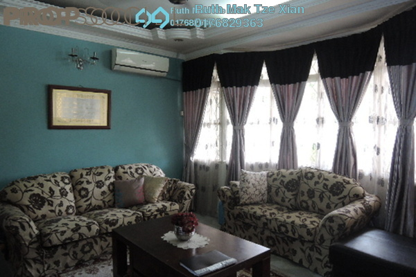 For Sale Terrace at BK5, Bandar Kinrara Freehold Semi Furnished 4R/3B 750k
