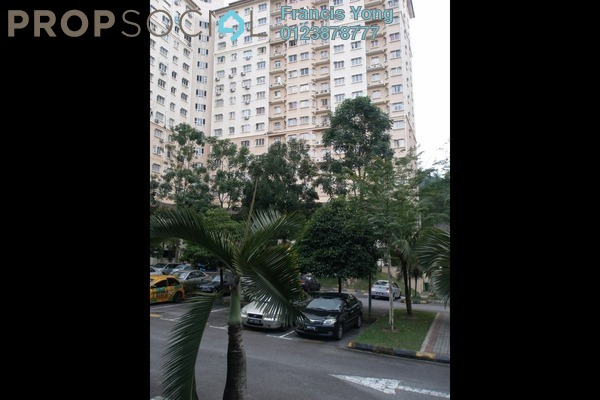 For Rent Condominium at Oakleaf Park, Bukit Antarabangsa Freehold Semi Furnished 3R/2B 1.2k