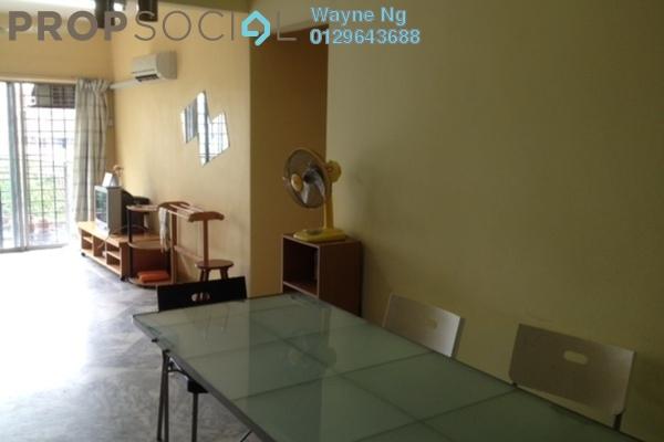 For Sale Condominium at Taman Abadi Indah, Taman Desa Leasehold Semi Furnished 3R/2B 335k