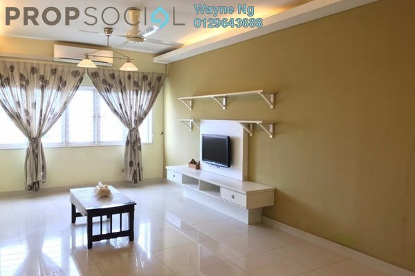 For Sale Condominium at Casa Desa, Taman Desa Freehold Semi Furnished 3R/2B 699k