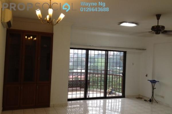 For Sale Condominium at Abadi Villa, Taman Desa Leasehold Semi Furnished 3R/2B 515k