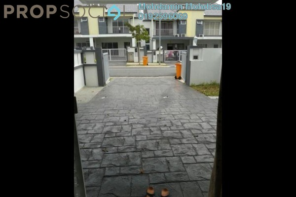 For Rent Terrace at Templer Business Park, Seremban Leasehold Fully Furnished 4R/3B 1.8k