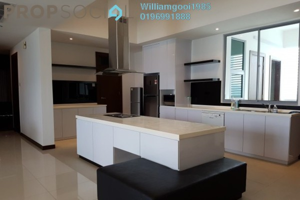 For Rent Condominium at Infinity, Tanjung Bungah Freehold Fully Furnished 3R/3B 7.5k
