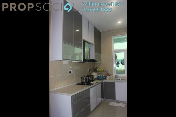 For Sale Condominium at Fettes Residences, Tanjung Tokong Freehold Fully Furnished 3R/3B 1.36m