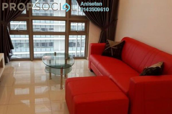 For Rent Condominium at Cascades, Kota Damansara Leasehold Fully Furnished 1R/1B 2.4k