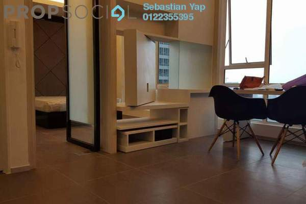 For Rent Condominium at Garden Plaza @ Garden Residence, Cyberjaya Freehold Fully Furnished 1R/1B 1k