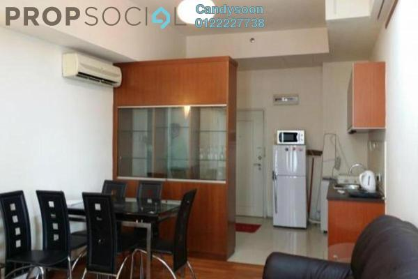 For Rent Serviced Residence at Park View, KLCC Freehold Fully Furnished 1R/1B 2.6k