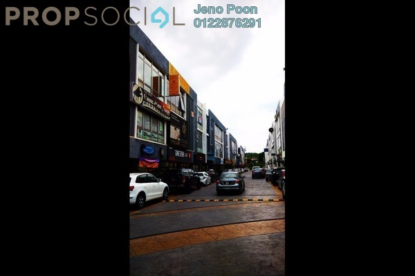 For Sale Shop at C180, Cheras South Freehold Semi Furnished 2R/2B 3.7m