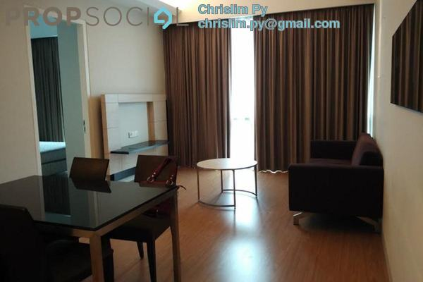 For Rent Condominium at Swiss Garden Residences, Pudu Freehold Fully Furnished 2R/2B 3k