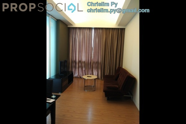 For Rent Condominium at Swiss Garden Residences, Pudu Freehold Fully Furnished 1R/1B 2.1k