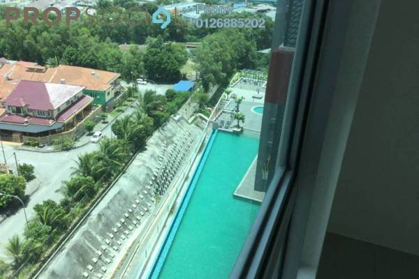 For Sale Condominium at Silk Residence, Bandar Tun Hussein Onn Freehold Unfurnished 2R/2B 380k