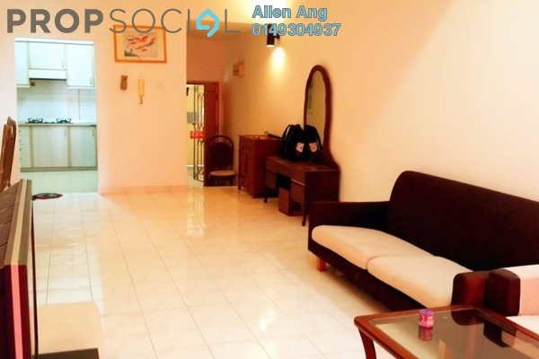 For Sale Condominium at Kemuncak Shah Alam, Shah Alam Leasehold Semi Furnished 2R/2B 345k