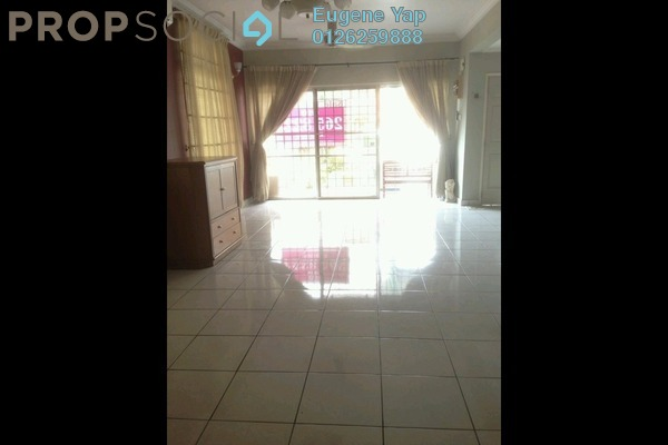 For Sale Terrace at BRP 6, Bukit Rahman Putra Freehold Unfurnished 4R/3B 640k