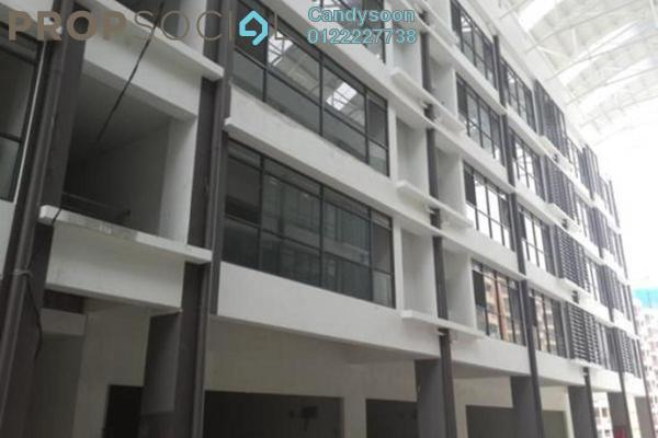 For Rent Office at Seri Gembira Avenue, Kuchai Lama Freehold Semi Furnished 0R/0B 3k