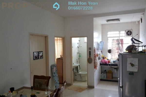 For Sale Townhouse at Bayu Parkville, Balakong Leasehold Semi Furnished 3R/2B 360k