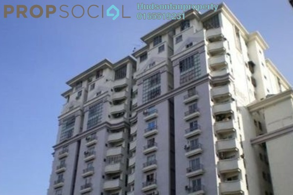 For Rent Condominium at Ridzuan Condominium, Bandar Sunway Leasehold Unfurnished 3R/2B 1.05k