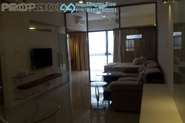For Rent Condominium at Latitud 3, Petaling Jaya Leasehold Fully Furnished 1R/1B 2.4k