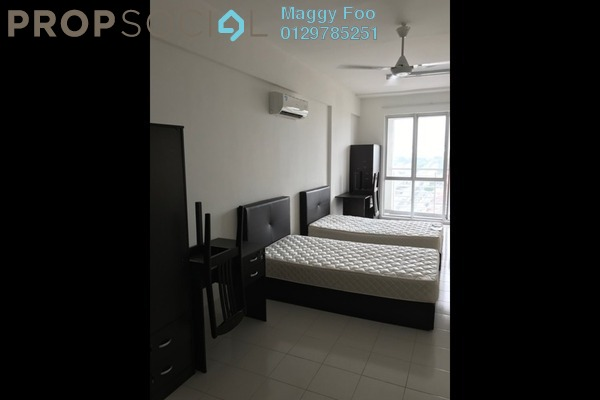 For Rent SoHo/Studio at Menara Rajawali, Subang Jaya Leasehold Fully Furnished 1R/1B 1.4k