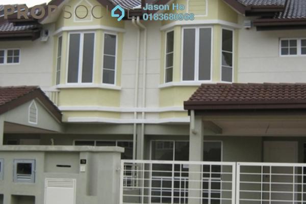 For Sale Terrace at Alam Nusantara, Setia Alam Freehold Semi Furnished 4R/3B 635k