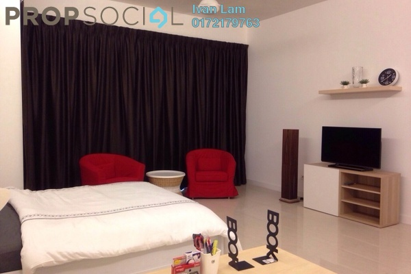 For Rent Condominium at The Horizon Residences, KLCC Freehold Fully Furnished 1R/1B 3k