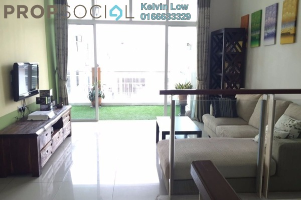 For Sale Townhouse at Chestwood Terrace, Bandar Utama Leasehold Semi Furnished 3R/3B 800k