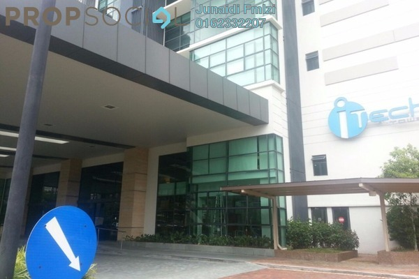 For Rent Office at Shaftsbury Square, Cyberjaya Freehold Unfurnished 0R/0B 30k
