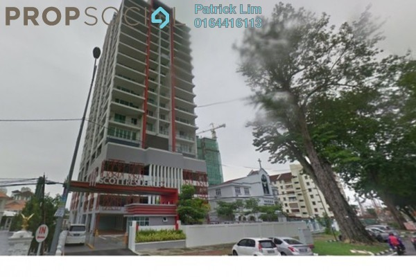 For Sale Condominium at Scott Residence, Georgetown Freehold Fully Furnished 3R/2B 1.15m