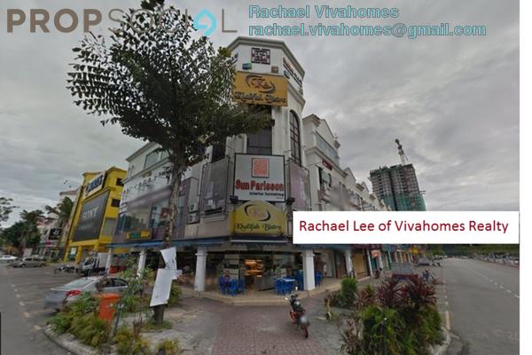 For Rent Office at The Strand, Kota Damansara Leasehold Unfurnished 0R/2B 2k