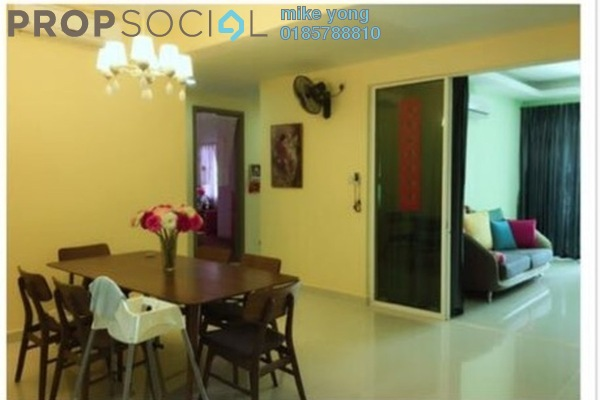 For Sale Condominium at Cheras Heights Condominium, Cheras South Freehold Fully Furnished 3R/2B 680k
