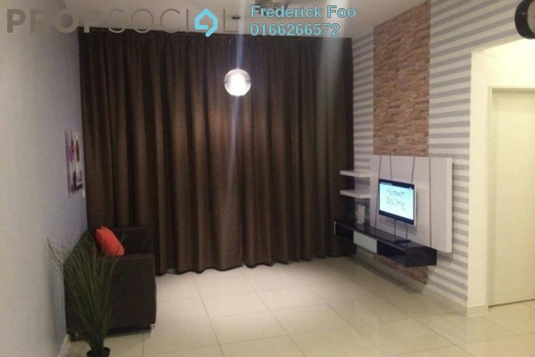 For Sale Apartment at Greenfield Regency, Skudai Freehold Fully Furnished 3R/2B 410k