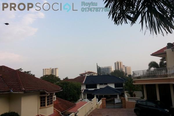 For Sale Semi-Detached at Solok Bukit Jambul, Bukit Jambul Leasehold Semi Furnished 4R/3B 1.7m